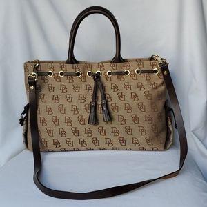 Dooney and Bourke Crossbody Handbag large …